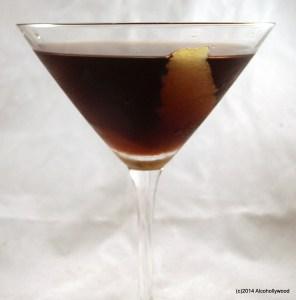 Lost Weekend cocktail