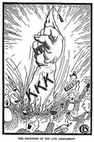 KKK supported Prohibition