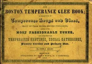 temperance songs