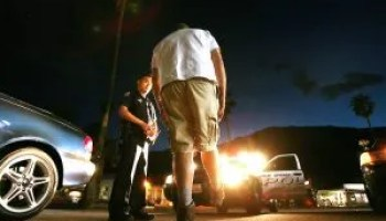 Failed Field Sobriety Test Happens to Sober Drivers Often