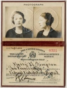 women prohibition agents
