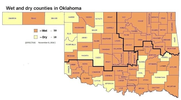 oklahoma alcohol laws