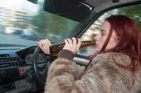 drunken driving -- predictable