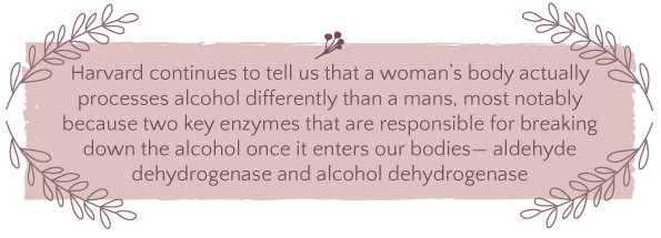 Alcohol Addiction In Women Alcohol Process