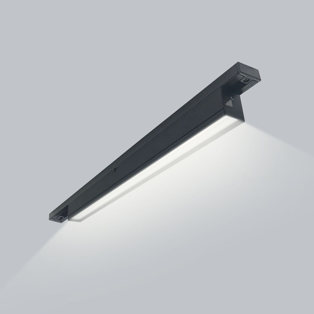 alcon 13150 architectural led linear track light fixture