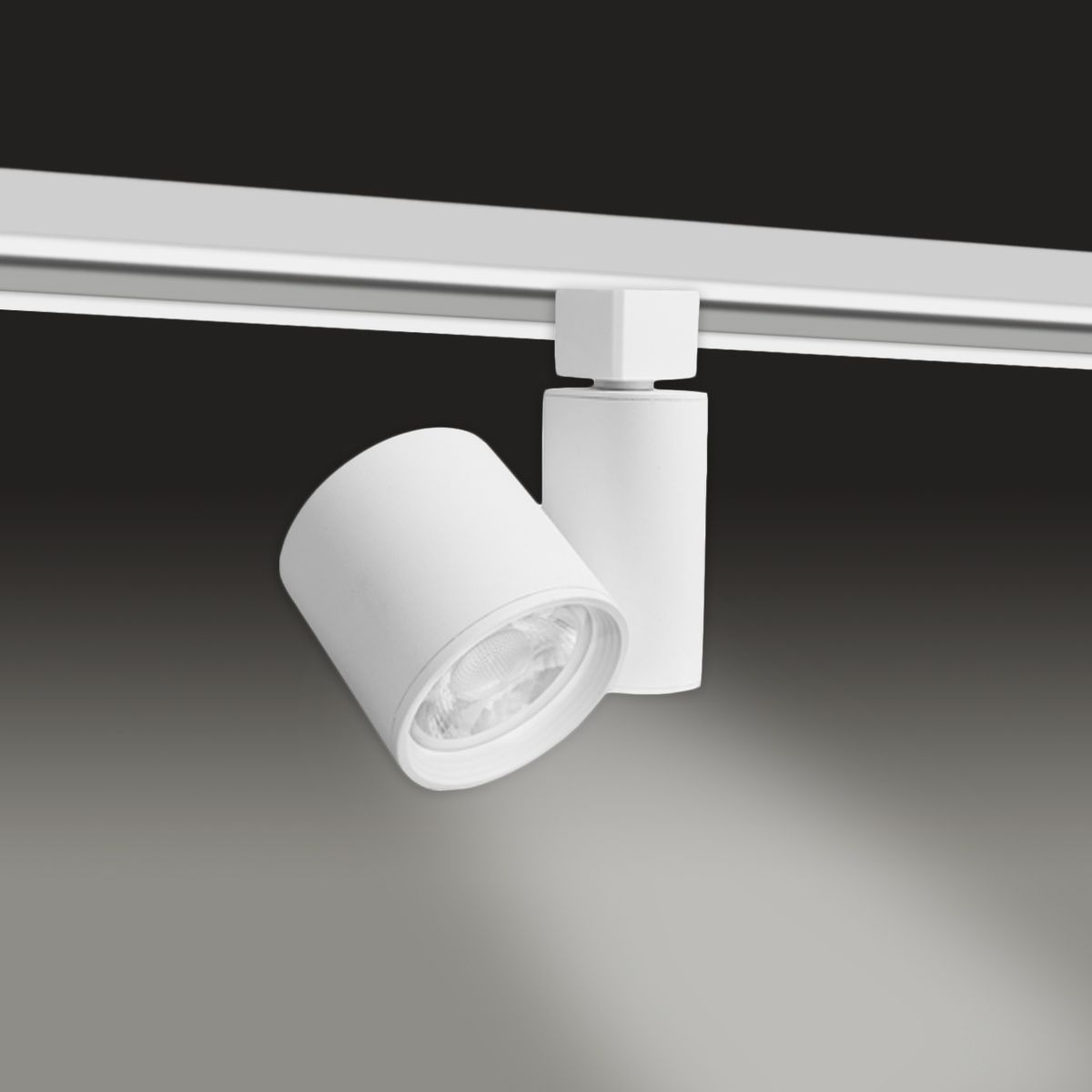 alcon 13303 ello architectural led adjustable track light