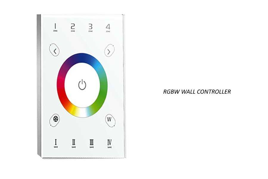 Alcon Lighting 12100-10-RGBW Continuum 10 Architectural
