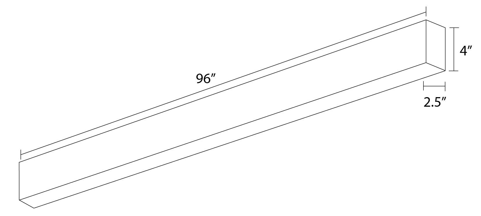 Alcon Lighting 12100-20-S Continuum 20 Series