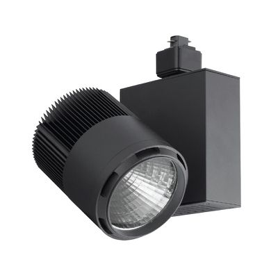 prescolite aktmled 45w led track head track dimmable ideal for a variety of retail led track lighting applications