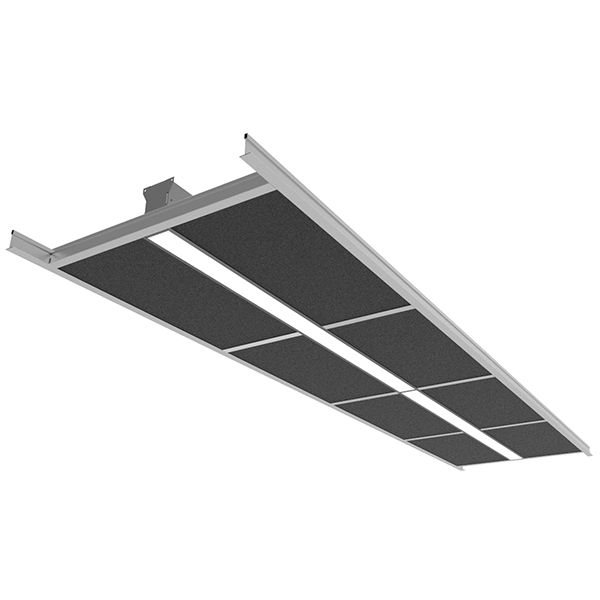 recessed t bar led linear architectural