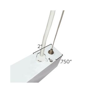 Alcon Lighting Beam 23 RAL 12104C8 Series 2