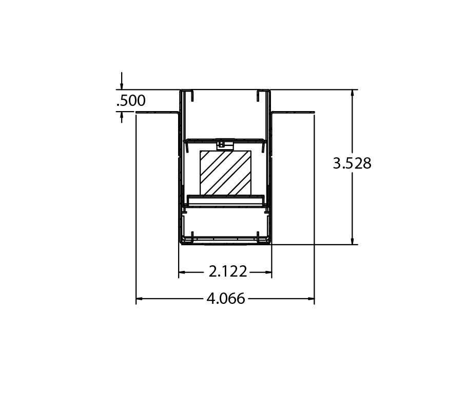 lighting architecture diagram harbor breeze fan switch wiring alcon 14100 2 continuum ii architectural high output led inch linear strip recessed ceiling and wall light fixture