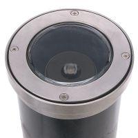 SPJ Lighting SPJ13-16-F LED In-Ground Well Light Concrete ...