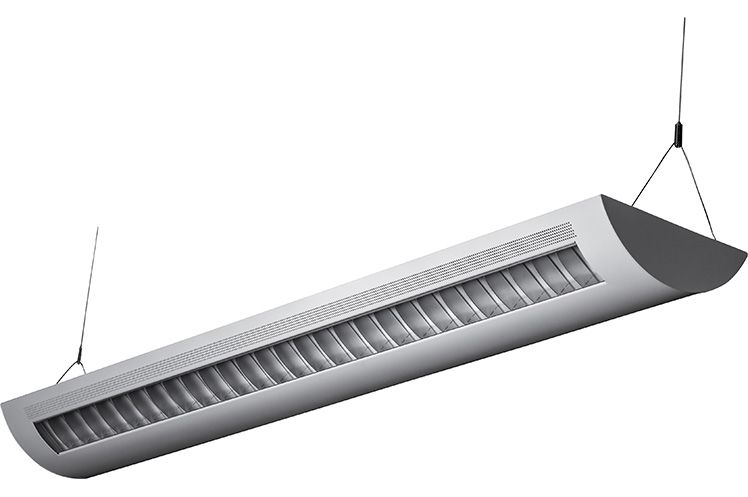 Direct Indirect Fluorescent Lighting