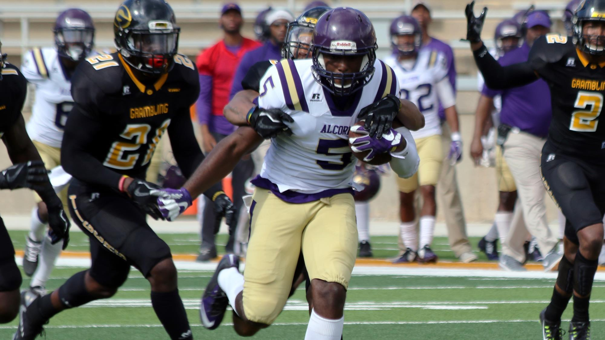 Braves Fall to Grambling on the Road