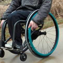 Wheelchair Grips Blue Chair Salon Handrim Al 82904 Alco Sales Service Co Whlchr Fits 24