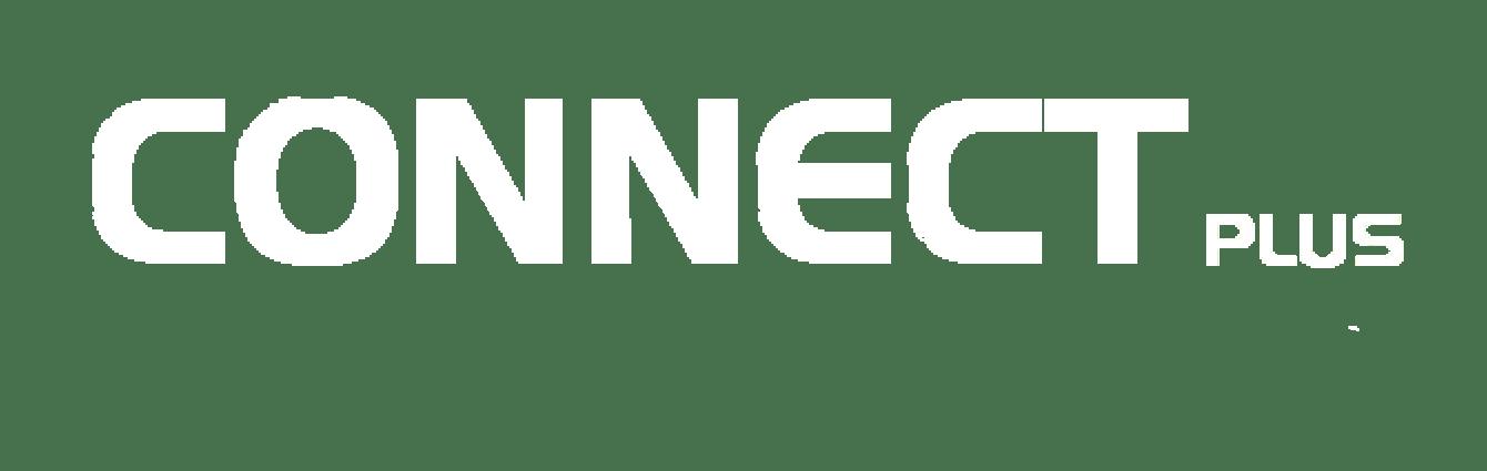 CONNECT PLUS tagline header