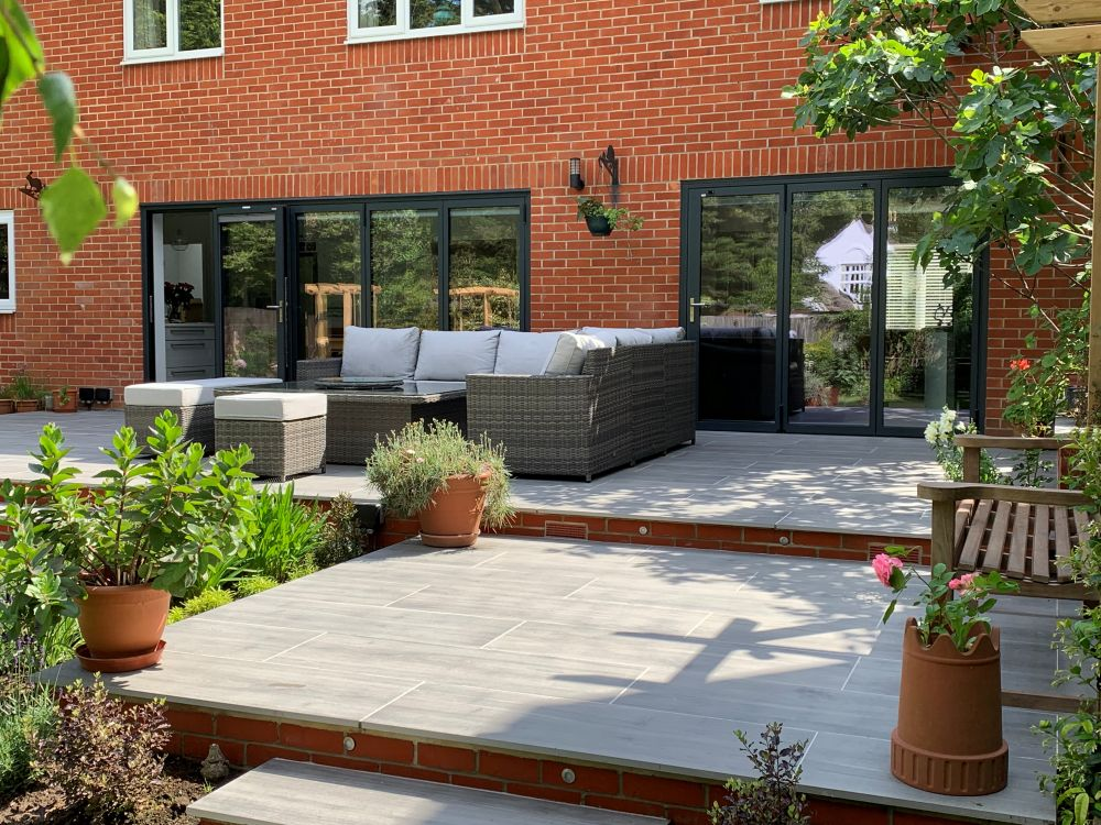 some tips from a patio designer