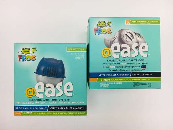 Combo Pack Frog Ease 4 Month Supply - Alden Pools & Play