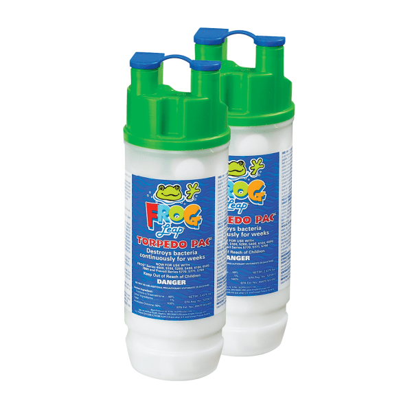 2-pack Frog Leap Torpedo Pac - Alden Pools & Play