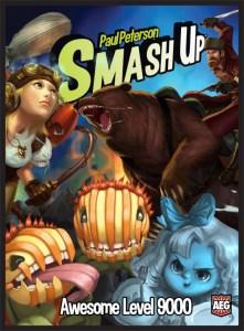 Awesome Level 9000: Smash Up -  Alderac Entertainment Group