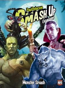 Monster Smash: Smash Up Expansion 4 (T.O.S.) -  Alderac Entertainment Group