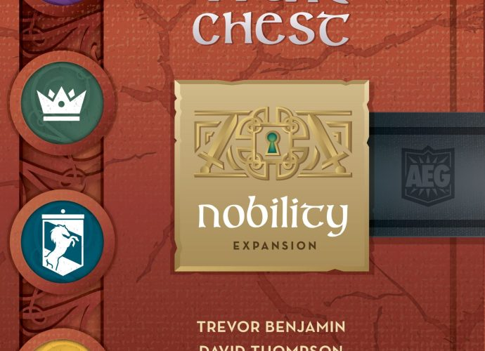 War chest nobility cover