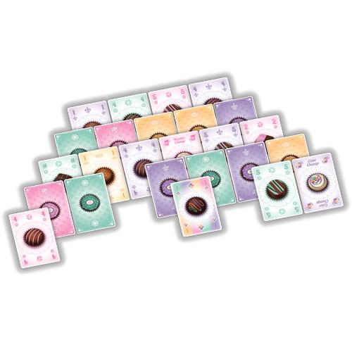 Truffle Shuffle Game Cards