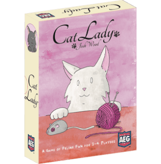 Cat Lady box game evergreen