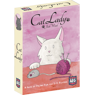 Cat Lady box game evergreen
