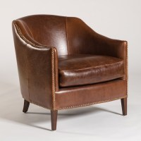Madison Occasional Chair  Alder & Tweed Furniture