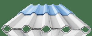 Alderon - Atap uPVC Berperforma Prima