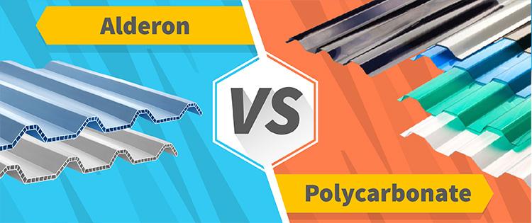 perbedaan alderon dan polycarbonate