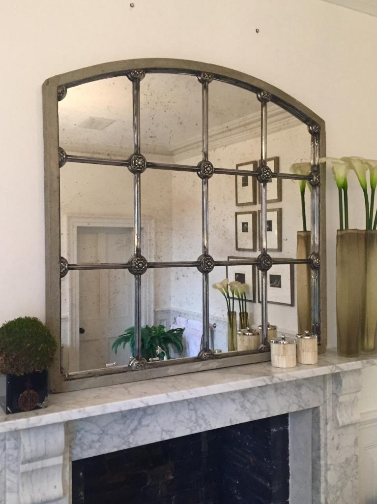 Decorative Vintage Slow Arch Mirror Decorative Mirror Dpb