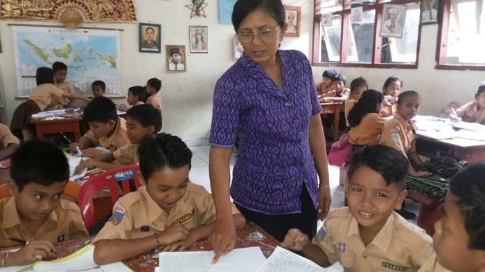 Kumpulan Puisi Bertemakan Hari Guru Nasional 25 November 2017 Terbaru