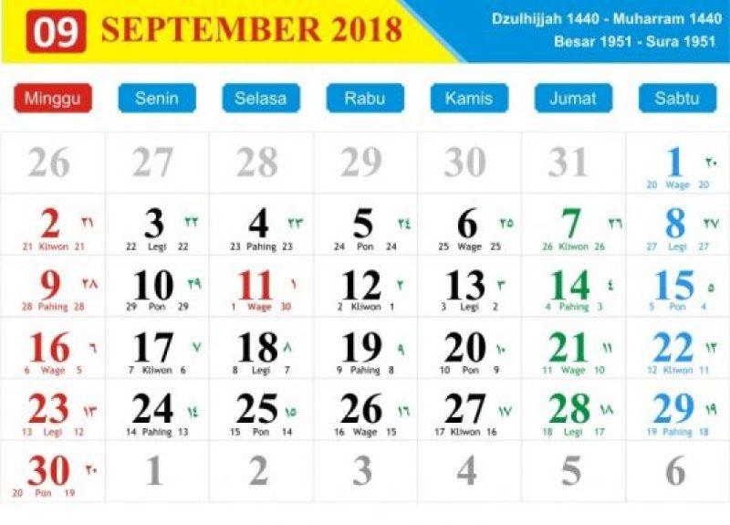 Hari terakhir bulan September