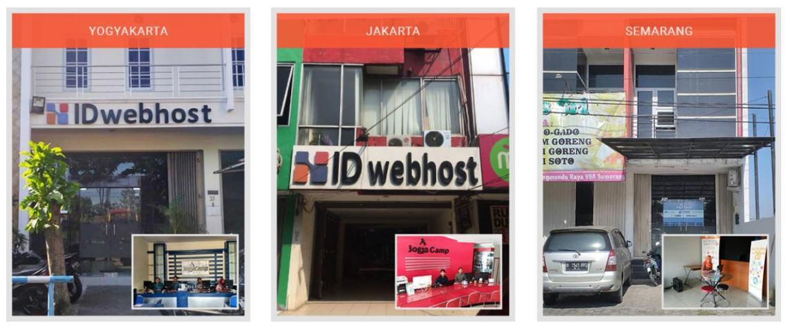 Kantor IDwebhost