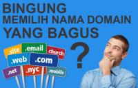 Tips Cara Memilih Nama Domain yang Menarik Untuk Blog atau Website