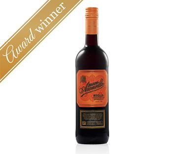 Baron Amarillo Rioja Reserva Aldi Australia