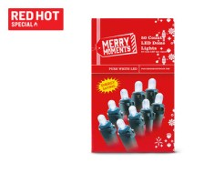 Merry Moments 50-Count LED Christmas Lights View 1