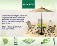 Gardenline Patio Furniture | Outdoor Goods