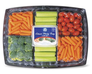 ALDI US Eat Smart Vegetable Tray