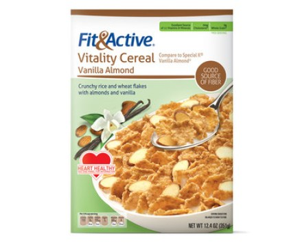 Image result for fit and active vanilla almond