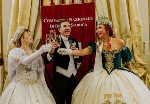 La Compagnia Nazionale di Danza Storica ha celebrato Pëtr Il