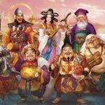 elenco delle divinità del pantheon giapponese