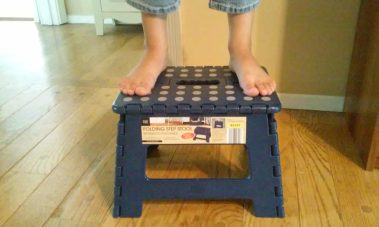 Easy Home Folding Step Stool Aldi Reviewer