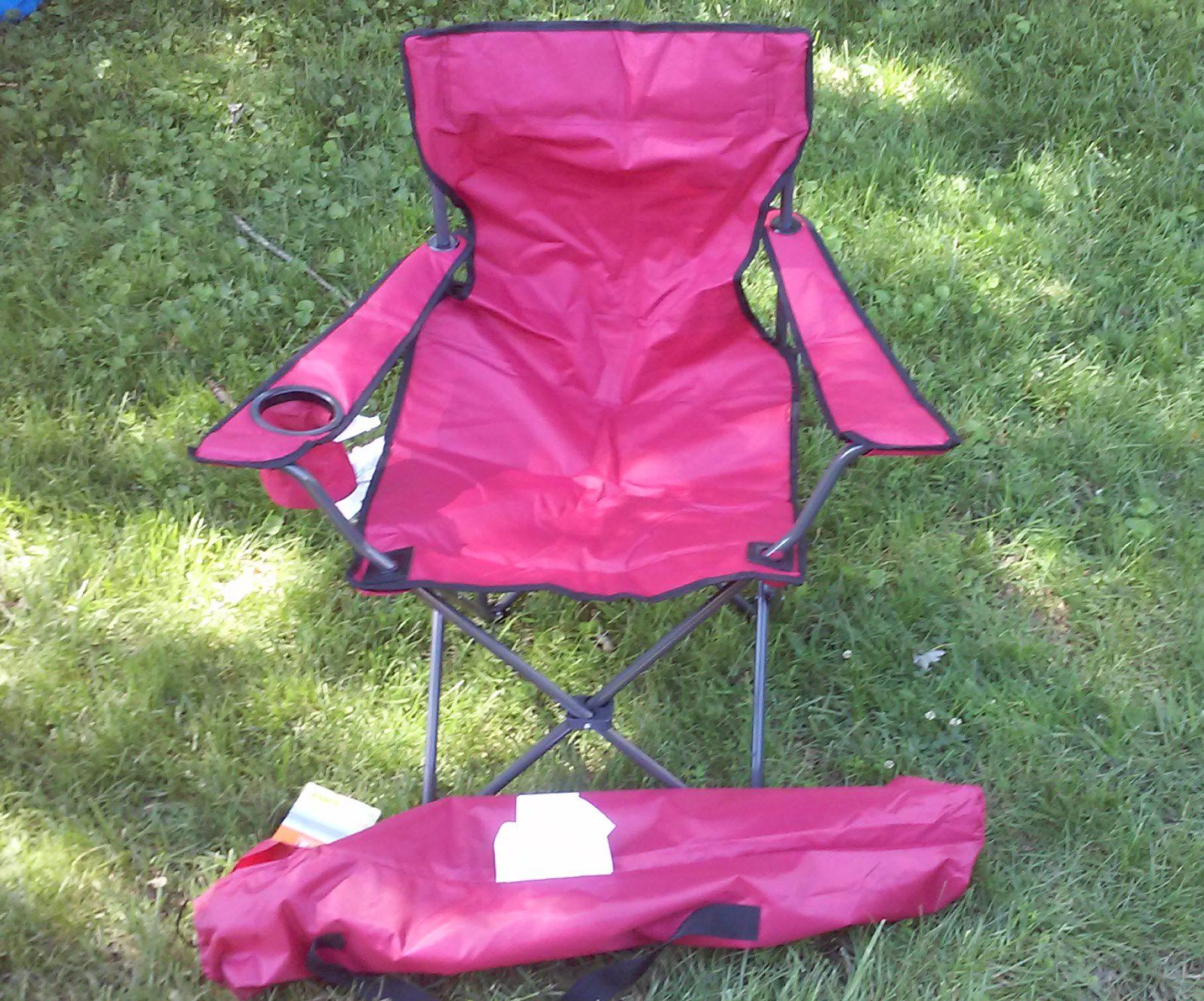 folding chair aldi summer infant portable high adventuridge reviewer