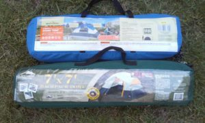 New (Aldi) and old (Kmart) tents & Adventuridge 4-Person 9u0027 x 7u0027 Dome Tent | ALDI REVIEWER
