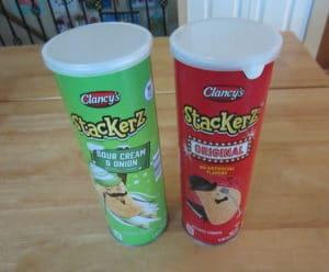 Clancy's Stackerz Original + Sour Cream & Onion