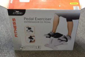 Crane Pedal Exerciser  ALDI REVIEWER